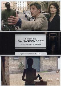 Niente da nascondere. Caché di Michael Haneke - DVD