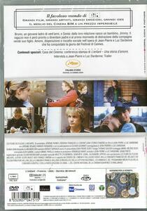L' enfant. Una storia d'amore di Jean-Pierre Dardenne,Luc Dardenne - DVD - 2