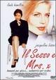 Cover Dvd DVD Il sesso e mrs. X