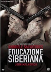 Educazione siberiana di Gabriele Salvatores - DVD