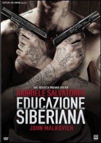 Cover Dvd Educazione siberiana (DVD)