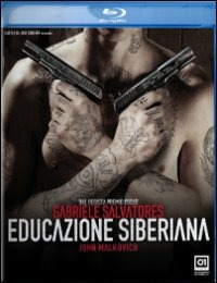 Cover Dvd Educazione siberiana (Blu-ray)