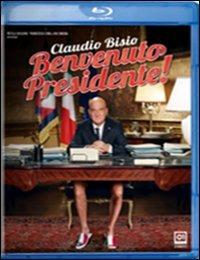 Cover Dvd Benvenuto Presidente! (Blu-ray)
