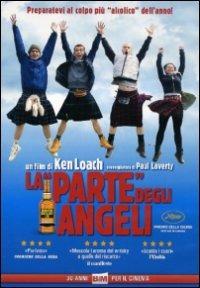 Cover Dvd parte degli angeli (DVD)