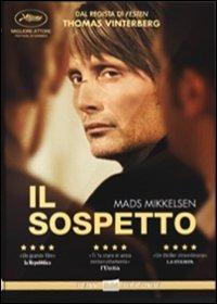Cover Dvd sospetto (DVD)