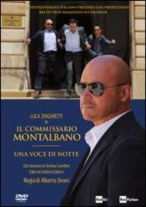 Il commissario Montalbano. Voce di notte di Alberto Sironi - DVD