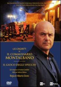 Il commissario Montalbano. Il gioco degli specchi di Alberto Sironi - DVD