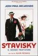 Cover Dvd Stavisky il grande truffatore