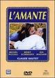 Cover Dvd DVD L'amante