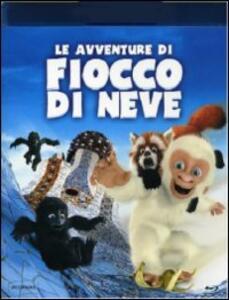 Le avventure di Fiocco di Neve di Andrés G. Schaer - Blu-ray