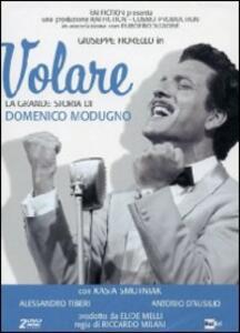 Volare. La grande storia di Domenico Modugno (2 DVD) di Riccardo Milani - DVD