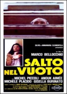 Salto nel vuoto di Marco Bellocchio - DVD