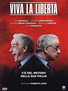 Viva la libertà di Roberto Andò - DVD