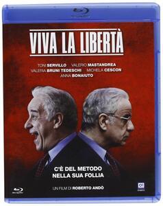 Viva la libertà di Roberto Andò - Blu-ray
