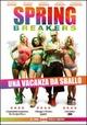 Cover Dvd Spring Breakers - Una vacanza da sballo