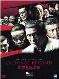 Outrage Beyond di Takeshi Kitano - DVD