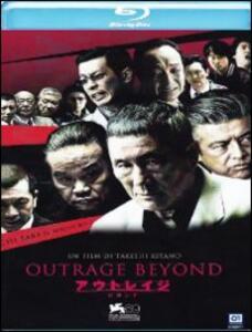 Outrage Beyond di Takeshi Kitano - Blu-ray