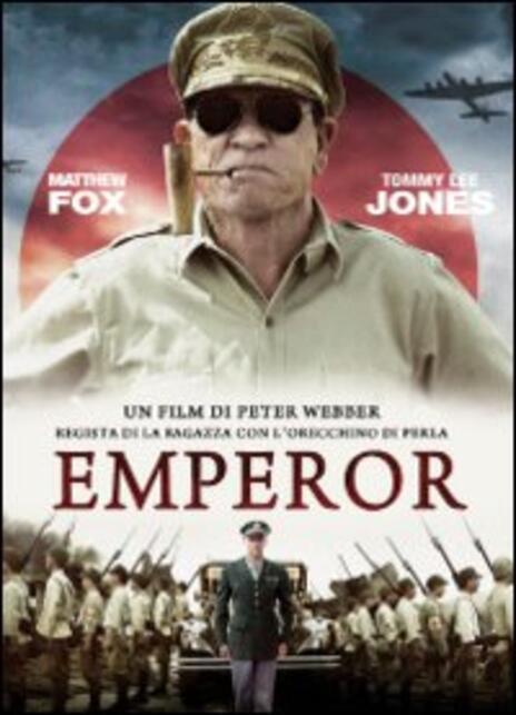 Emperor di Peter Webber - DVD