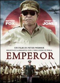 Cover Dvd Emperor (Blu-ray)