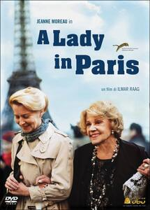 A Lady in Paris di Ilmar Raag - DVD