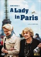 Cover Dvd DVD A Lady in Paris