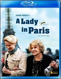 Cover Dvd Lady in Paris (Blu-ray)
