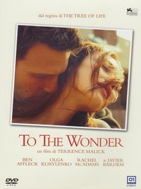 Cover Dvd To the Wonder (DVD)
