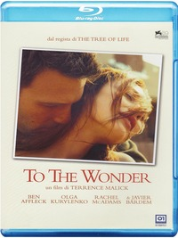 Cover Dvd To the Wonder (Blu-ray)