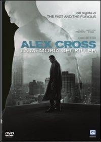 Cover Dvd Alex Cross (DVD)