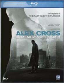 Alex Cross di Rob Cohen - Blu-ray
