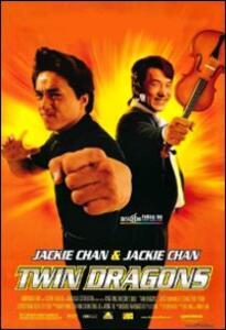 Twin Dragons di Ringo Lam,Hark Tsui - DVD