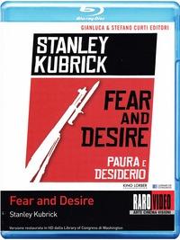 Cover Dvd Paura e desiderio (Blu-ray)