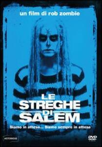 Le streghe di Salem di Rob Zombie - DVD