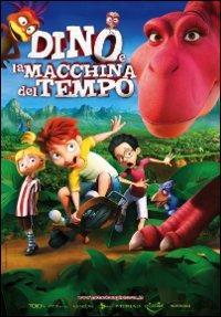 Cover Dvd Dino e la macchina del tempo (DVD)