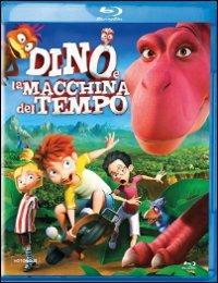Cover Dvd Dino e la macchina del tempo (Blu-ray)