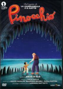 Pinocchio di Enzo D'Alò - DVD