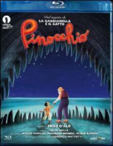 Pinocchio di Enzo D'Alò - Blu-ray