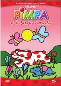 Pimpa e i suoi amici di Enzo D'Alò - DVD