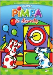 Pimpa si diverte di Enzo D'Alò - DVD