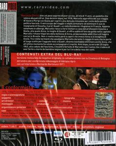 Il conformista di Bernardo Bertolucci - Blu-ray - 2