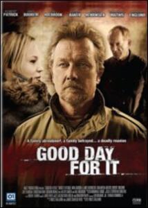 Good Day for It di Nick Stagliano - DVD