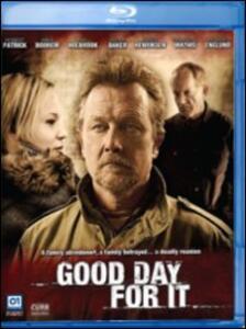Good Day for It di Nick Stagliano - Blu-ray