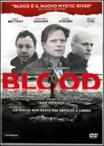 Blood di Nick Murphy - DVD