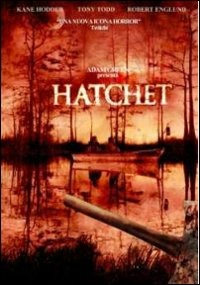 Cover Dvd Hatchet (DVD)