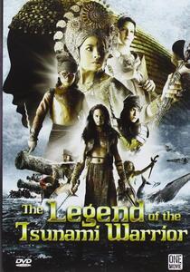 Legend of the Tsunami Warrior di Nonzee Nimibutr - DVD