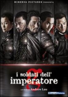 I soldati dell'imperatore di Andrew Lau - DVD