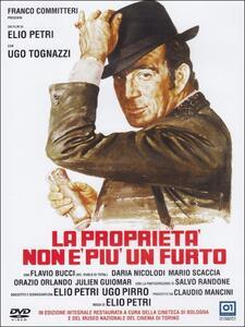 La proprietà non è più un furto di Elio Petri - DVD