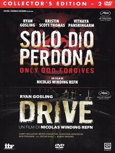 Solo Dio perdona. Drive (2 DVD) di Nikolas Winding Refn