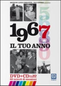 Il tuo anno. 1967 - DVD