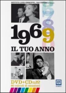 Il tuo anno. 1969 - DVD